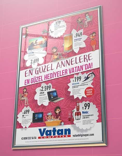 Poster Afis Baski Alanya 1